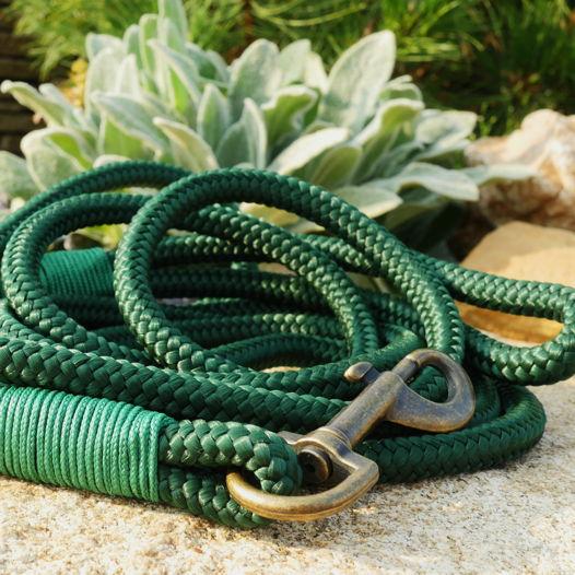 Поводок для собак (зелёный)