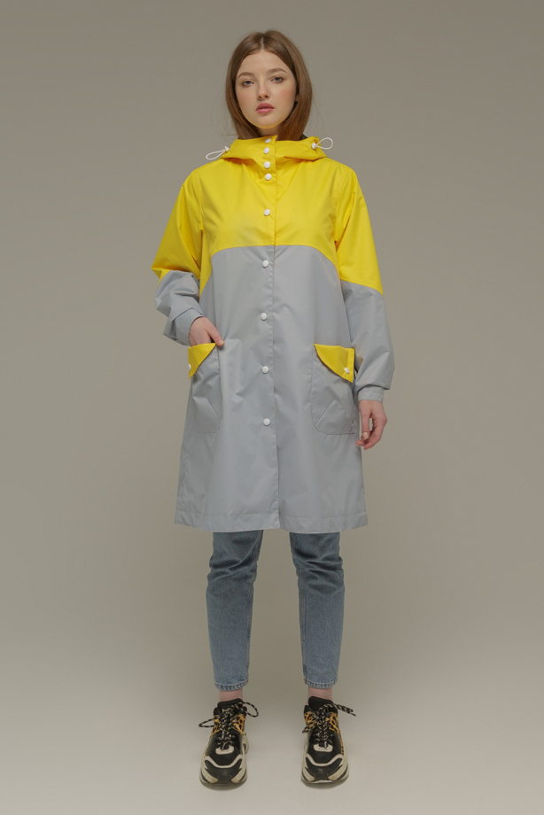 Непромокаемый плащ (дождевик) DEEP FOLD