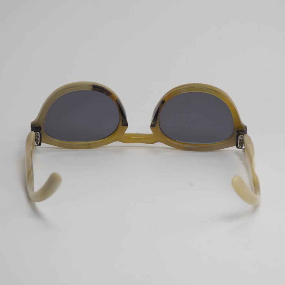 Роговые очки ручной работы