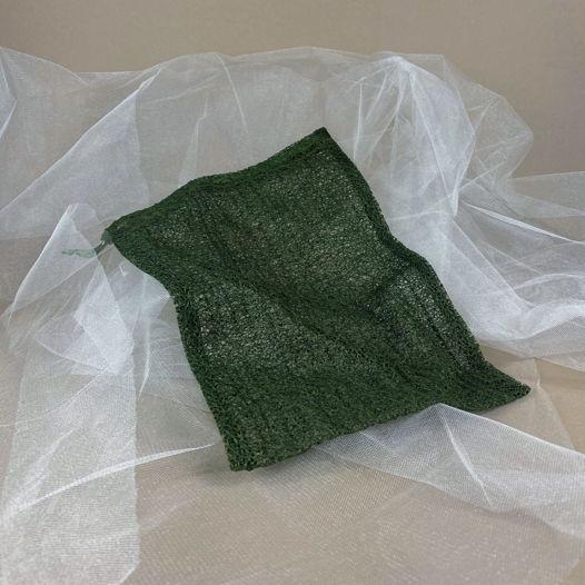 """Зеленый мешочек """"Аспарагус"""" для продуктов и хранения"""