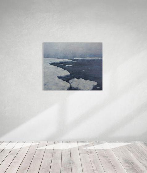 """Картина на холсте """"Балтийское море"""""""