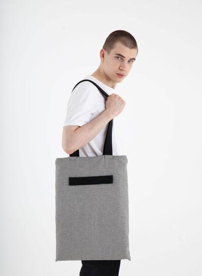 Прямоугольная сумка унисекс для ноутбука