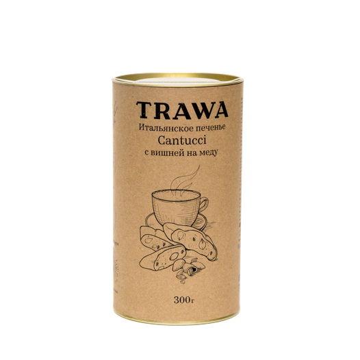 Кантуччи с Вишней на Меду от TRAWA, 300 гр
