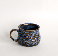 "Чашка ""Чернослив"" форма груша"