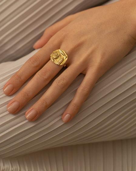 кольцо разъёмное «Птица»