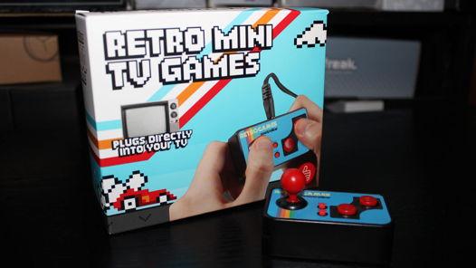 Игровая приставка Retro TV games (200 in 1)