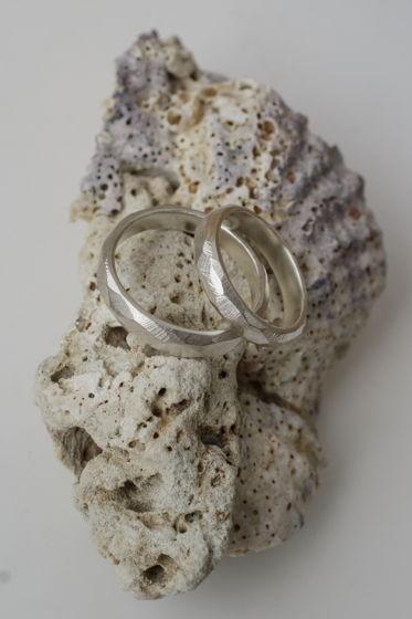 """обручальные кольца """"грани"""""""