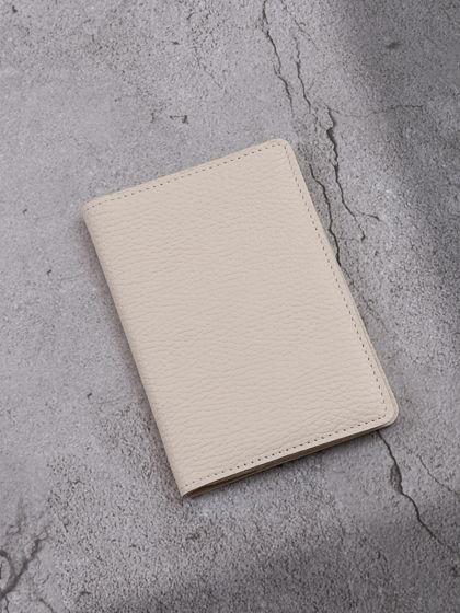 """Обложка для паспорта """"Verona"""" Гермес Белый"""