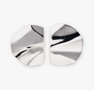 Серебряные серьги D