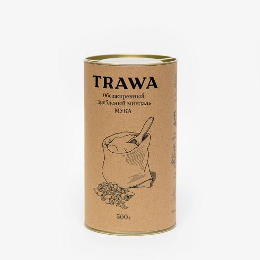 Обезжиренный дробленый миндаль (МУКА), 500 гр