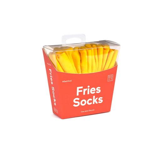 Носки DOIY в форме картошки фри