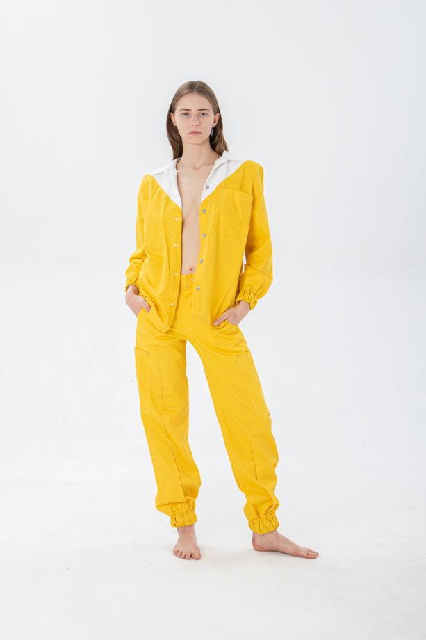 Джинсовый костюм Vice
