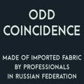 ODD COINCIDENCE streetwear