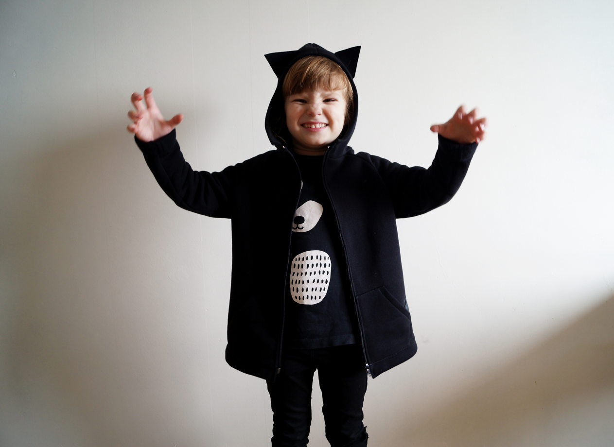 """Худи """"Черный кот"""""""