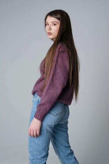 Женский свитер teplee_teplogo