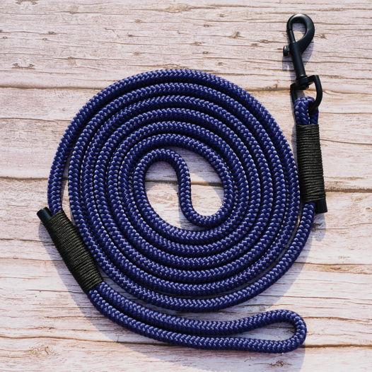 Поводок для собак (синий)