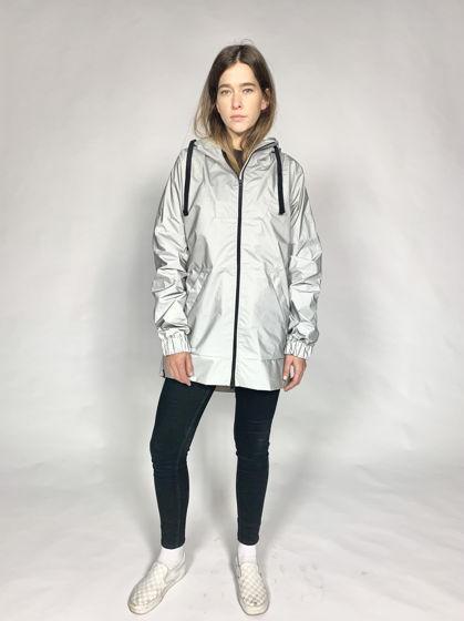 Ветровка (куртка) светоотражающая.