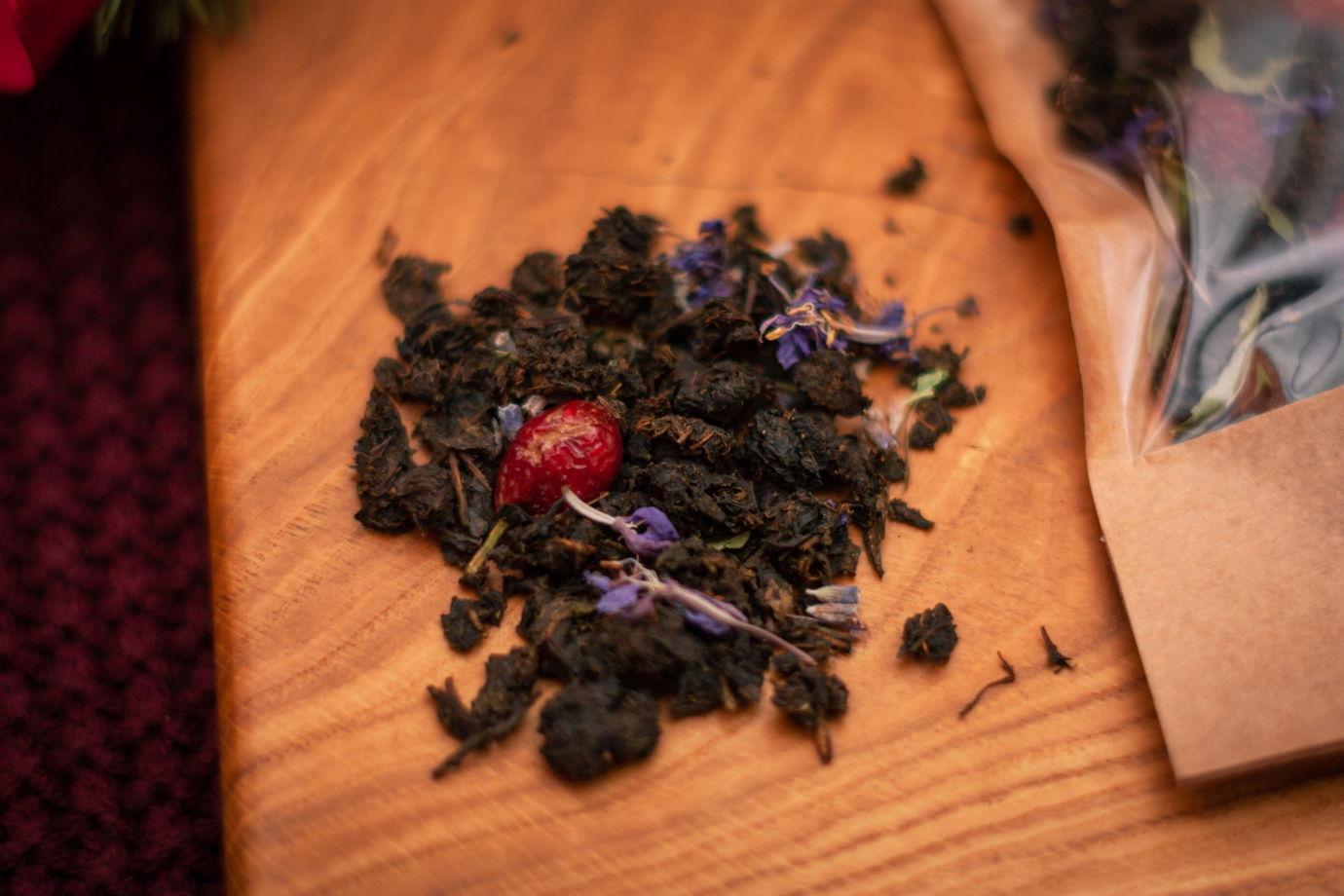Иван-чай травяной или ягодный
