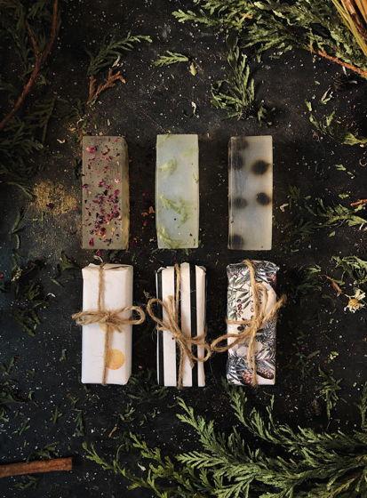 Подарочный набор пряного мыла