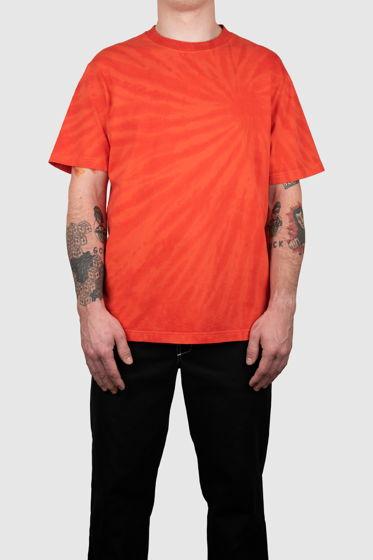 Футболка Кружок Рукоделия • Restful Lava (Tie Dyed)
