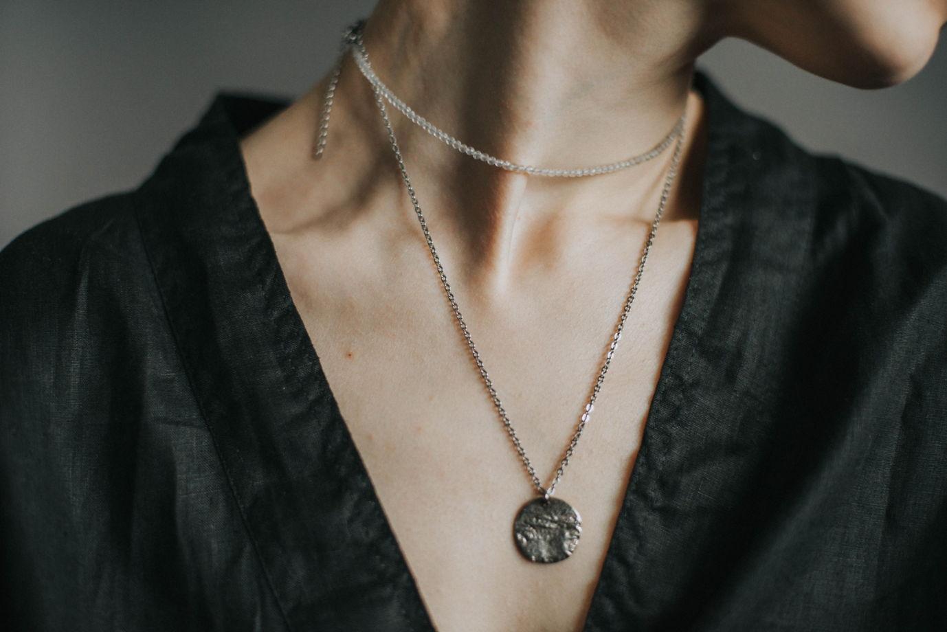 Чокер из натуральных камней
