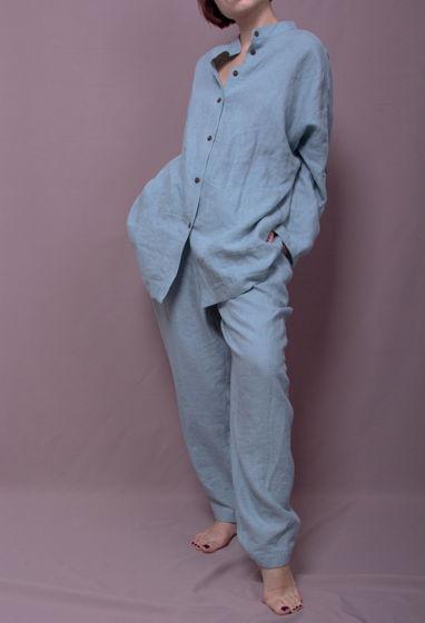 Рубашка + брюки Отражение Неба