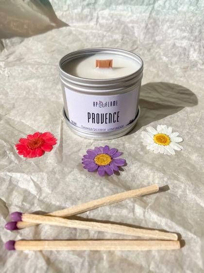 Стильная и экологичная свеча из соевого воска «PROVENCE»