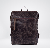 Кожаный рюкзак Designer