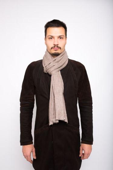 Мягкий шарф из натурального кашемира