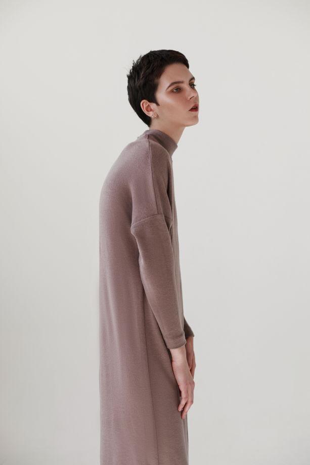 Стильное платье - кокон
