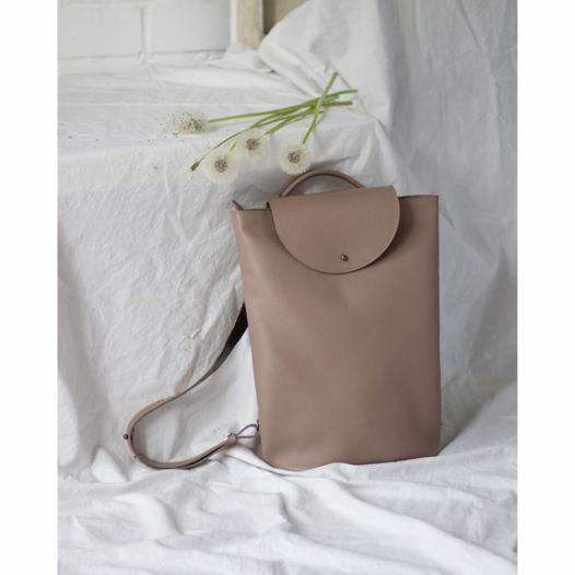 Кожаный рюкзак Flap Pack Baileys
