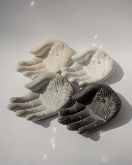 Подставка для благовонней «Bali hand»