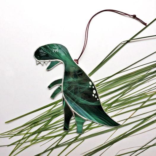 """Интерьерная подвеска динозавр """"ТИРАННОЗАВР"""""""