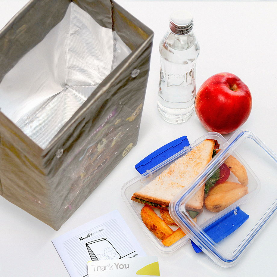 "Термосумка Youshi Lunch Bag ""Totally Nuts"" от YuMe"