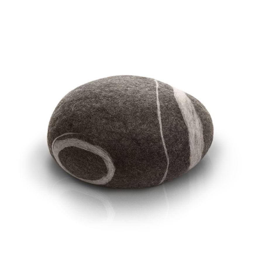"""ПОДУШКА-КАМЕНЬ. Модель """"Stone Baby""""(35см)"""