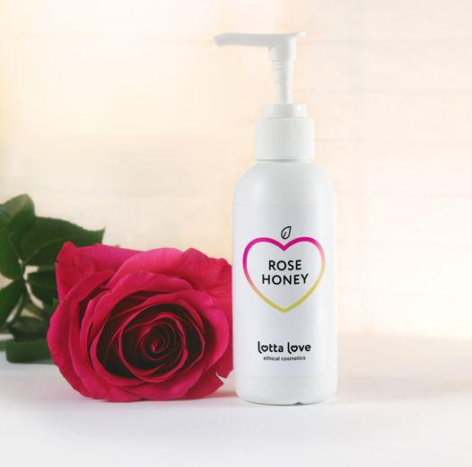 Бальзам для умывания с эфирным маслом дамасской розы
