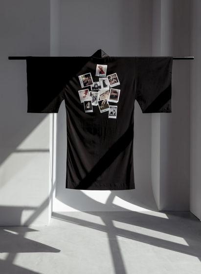Урбанистическое кимоно модель 004