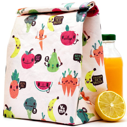 "Термосумка Youshi Lunch Bag ""Crunchy Munchy"" от YuMe"