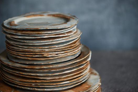 Тарелка из серии Винтаж, 24 см.