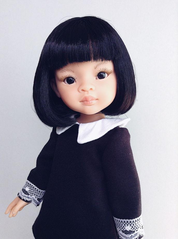Виниловая куколка Лиу