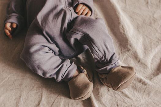 Моксы двусторонние для малышей «Mon bébé»