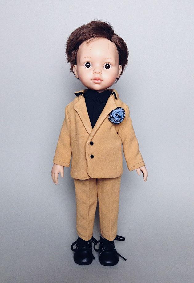Виниловая кукла Винсент