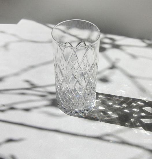 Хрустальные стаканы, 3 шт 'SUNNY BUNNY'