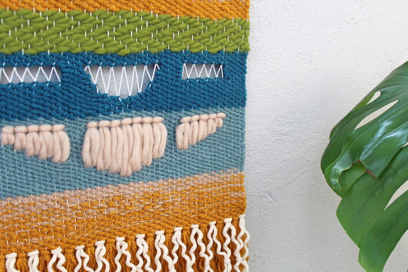 Панно №21 | Панно гобелен на стену