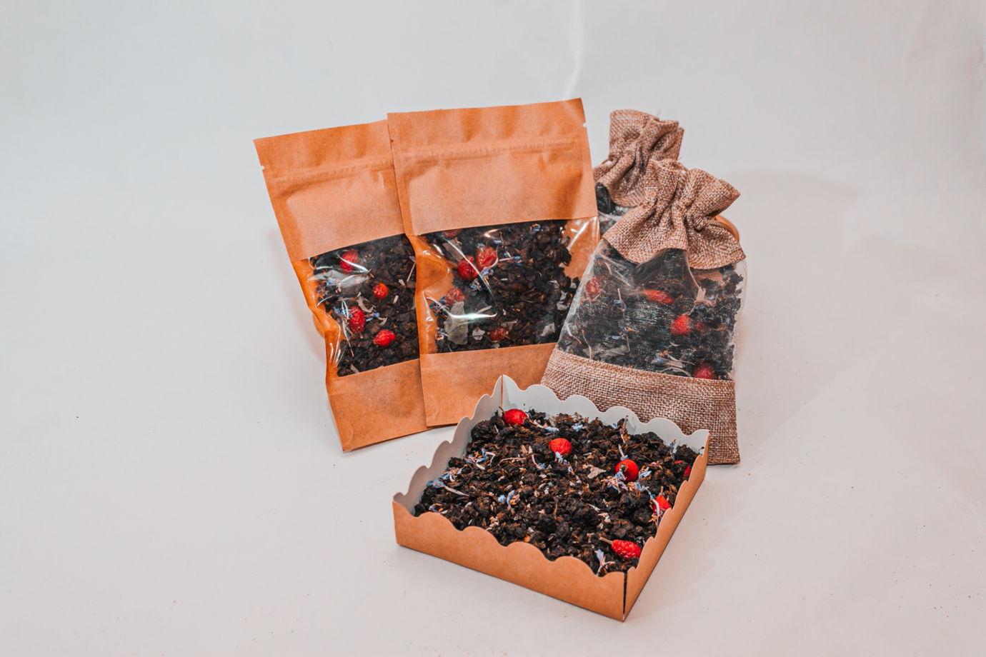 Иван-чай ягодный и травяной