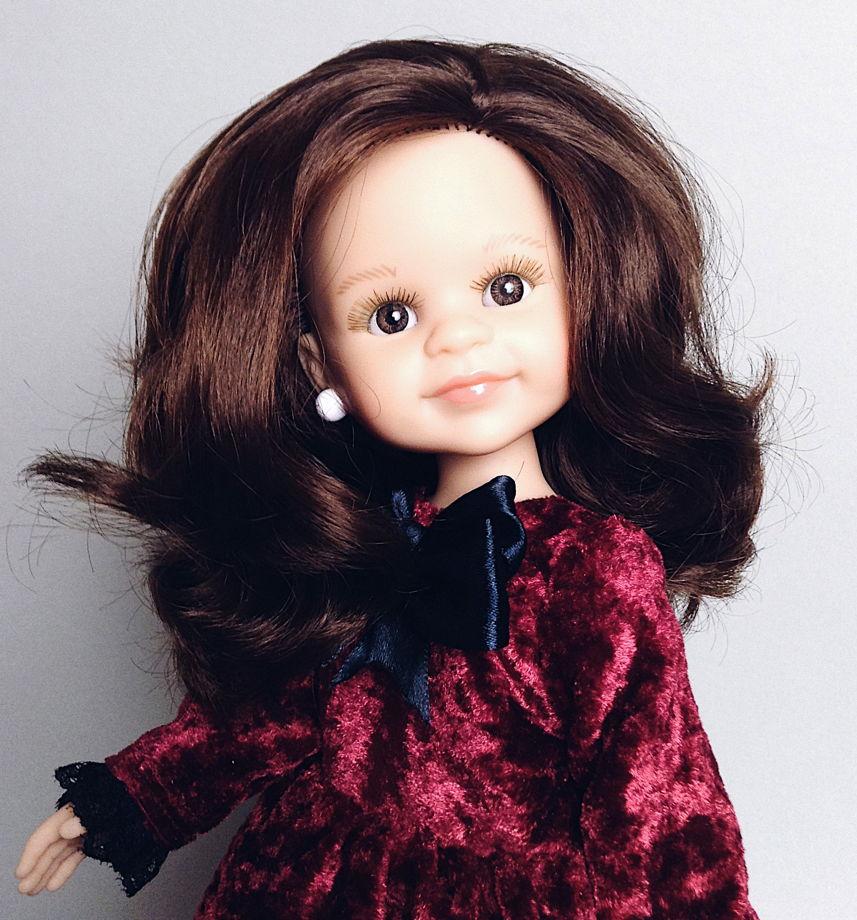 Виниловая кукла Клео