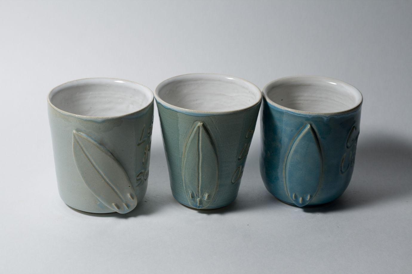 серф стаканы (разные)