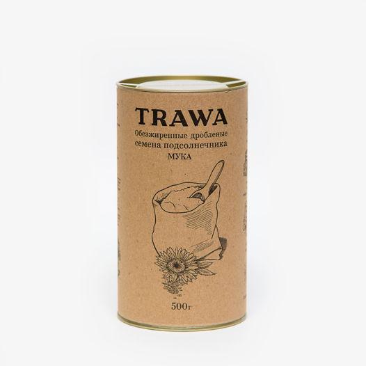 Обезжиренные дробленые семена подсолнечника (МУКА), 500 гр
