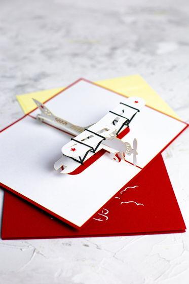 Мужские 3D открытки на 23 февраля, ручная работа