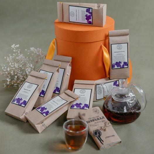 """Подарочный набор чая """"Чайная феерия"""""""
